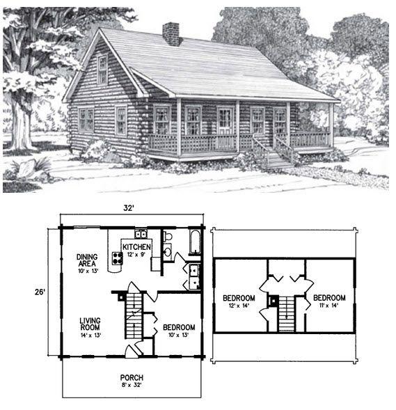 39 best Maine Pine Log Homes & Cabins images on Pinterest | Floor ...