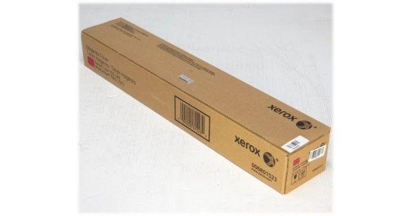 Cartus toner XEROX 006R01523Produs: Cartus TonerCategorie: ORIGINALTehnologie: LaserProducator: XEROXCod produs: 006R01523Culoare: MagentaCapacitate: 34000 pagini (5% incarcare\draft)Imprimanta copiator multifunctional sau alt aparat care foloseste acest cartus toner XEROX 006R01523: XEROX Color 550