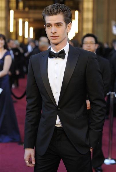 Single Button Bow Tie Tuxedo