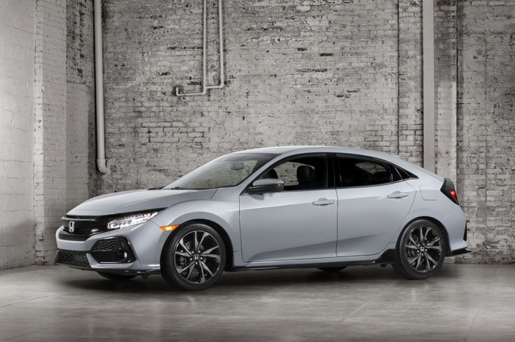 Have you seen the all-new Honda Civic? The European specification may still be a while away, but here's a first look at the brand new US specification.