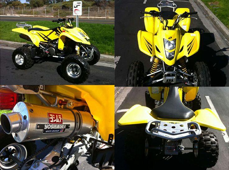Cheap used 2005 #Suzuki Quadsport z400 Four Wheeler #ATV for sale in Chula Vista, CA, USA by JP MotorSports at UsedATVsWorld.Com
