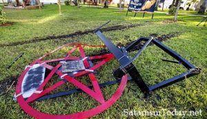 Pastor Vows To Destroy Satanic Holiday Display In Boca Raton - SatanismToday.net