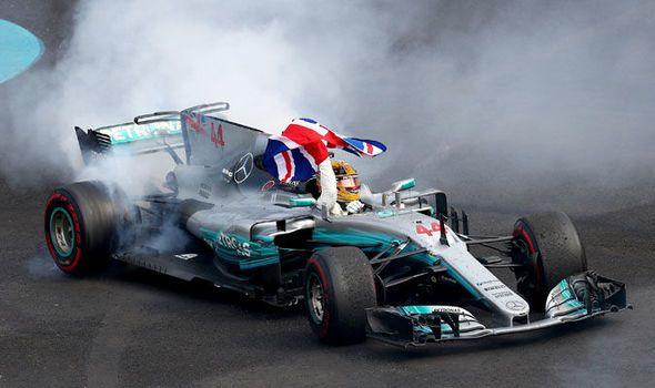 Lewis Hamilton 4th World Title