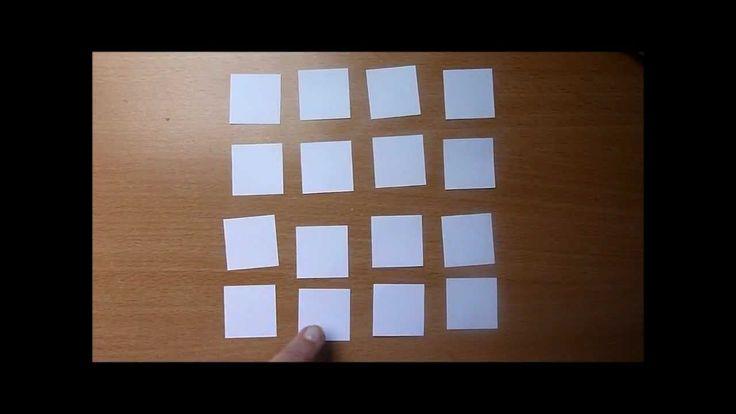 HANNES Patchwork viser Nem sammensyning af Patchwork firkanter