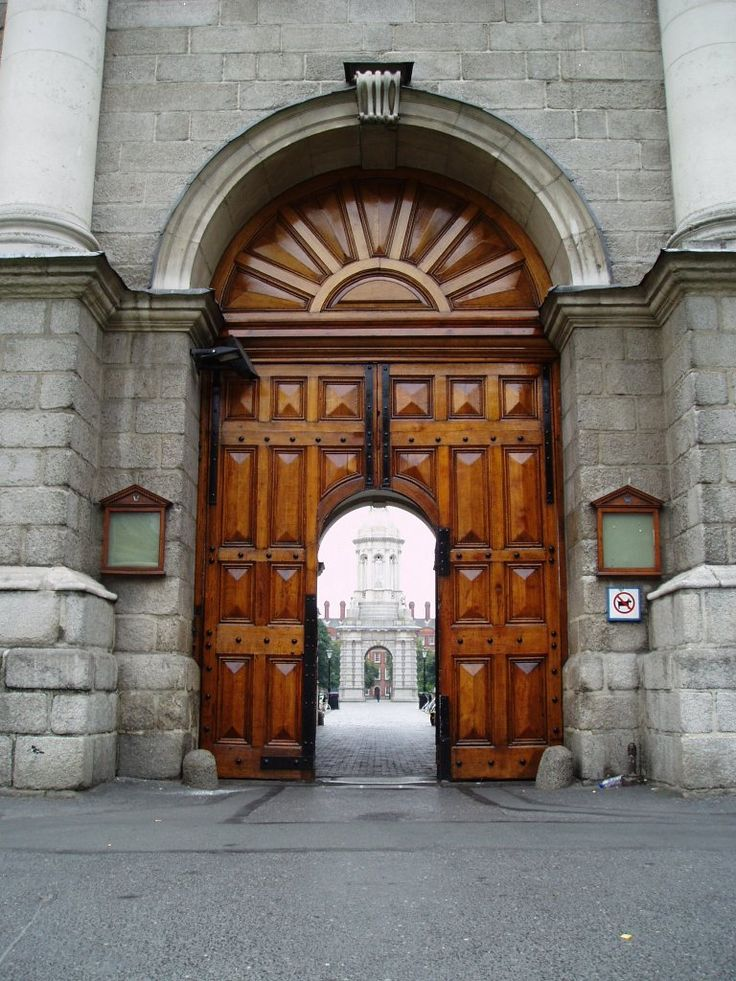 Trinity College (Dublin, Ireland)