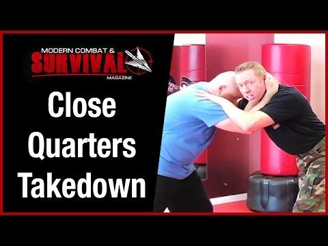 Close Quarter Combat Techniques 14 Peter Sciarra ICS - YouTube