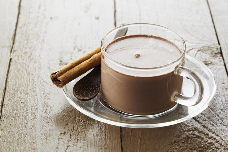 Recepten - Chocolademelk met kaneel en cardemon