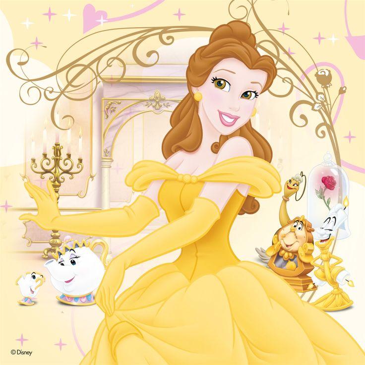 Belle - Disney Princess Photo (34214795) - Fanpop fanclubs
