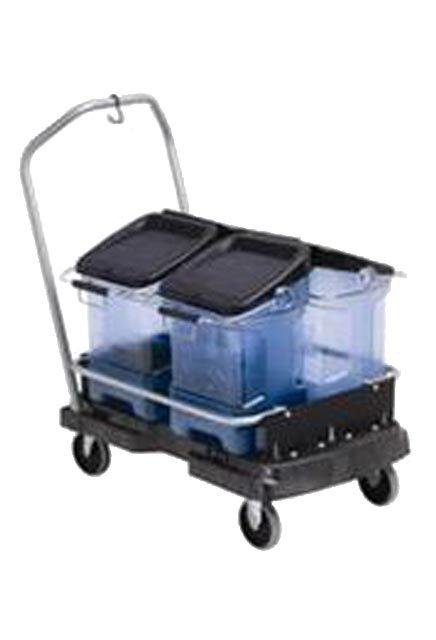 Ice cart: Cart for ice tote transport