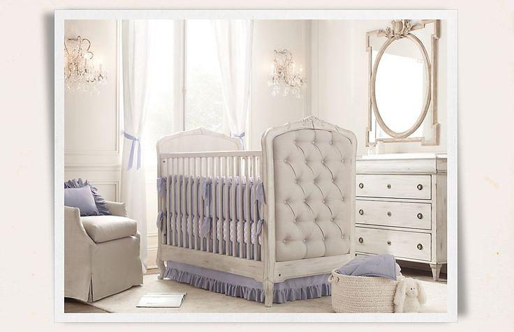 Quarto de bebê luxuoso e chiquetérrimo