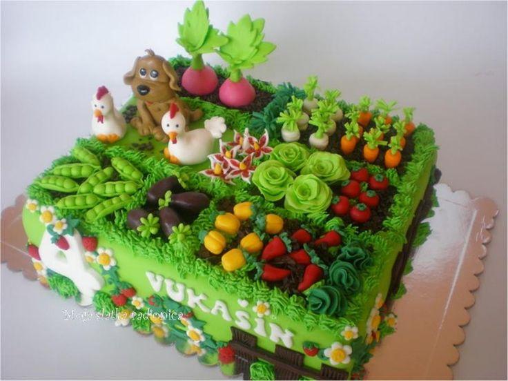 banjas photoset in childrens birthday cakes photo