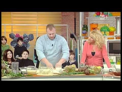 Gabriele Bonci - Pizza Coi Carciofi.avi