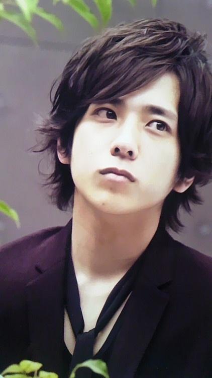 Ninomiya Kazunari♡Pinning again because he is sooooo hot :D