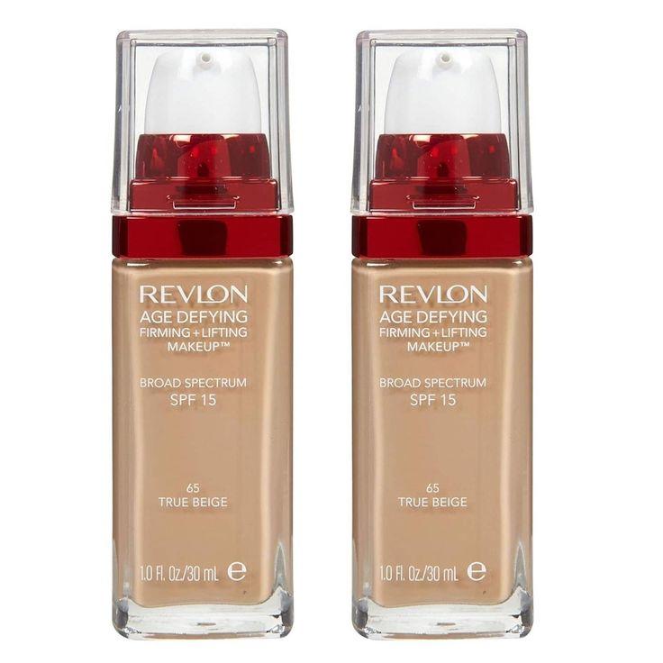 Revlon Age Defying Firming & Lifting Makeup, True