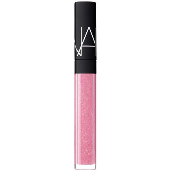 Nars Lip Gloss ($26) ❤ liked on Polyvore featuring beauty products, makeup, lip makeup, lip gloss, beauty, glossier lip gloss, shiny lip gloss, nars cosmetics and lip gloss makeup