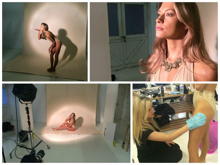 Here's a sneak peak behind the scenes at our gorgeous photo shoot with Now Magazine, out now! #vitaliberata #tan #tanning #photoshoot #skincare