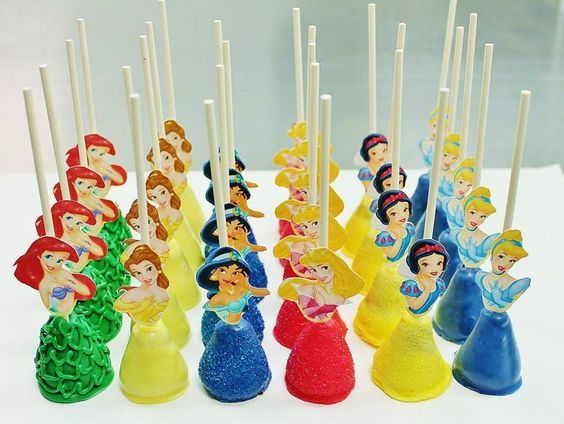 25+ best ideas about Princess cake pops on Pinterest ...