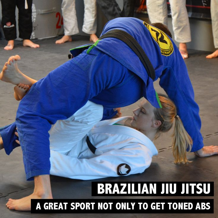 Have you already hear of Brazilian Jiu Jitsu? Here is why this sport s so much…