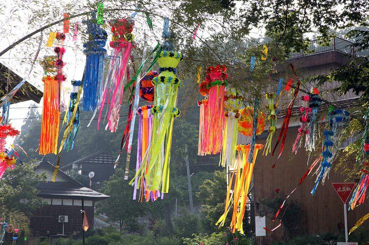 tanabata festival u japanu