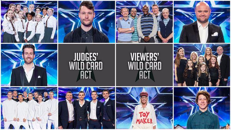 Meet the Britain's Got Talent finalists