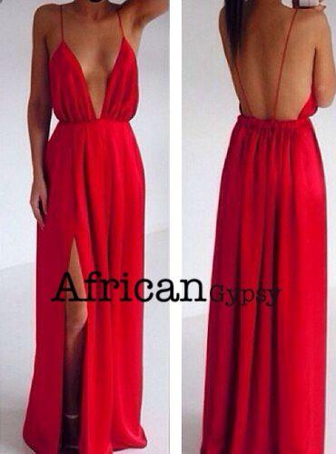 Temptress Dress Www,africangypsy.co.za