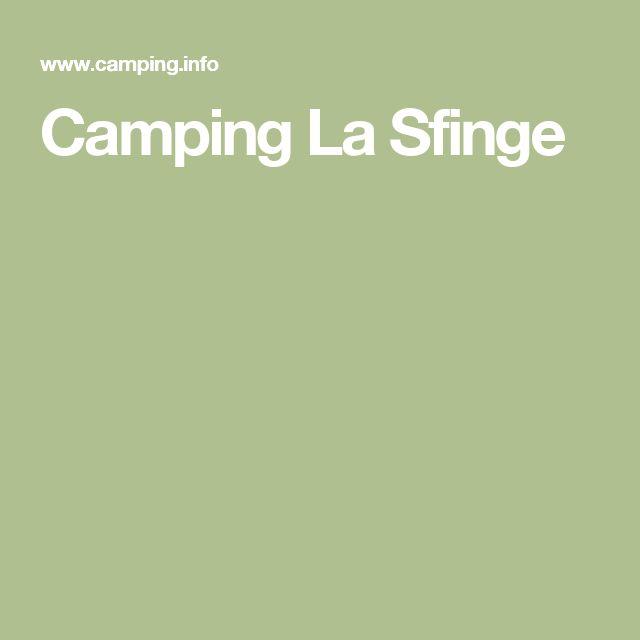 Camping La Sfinge