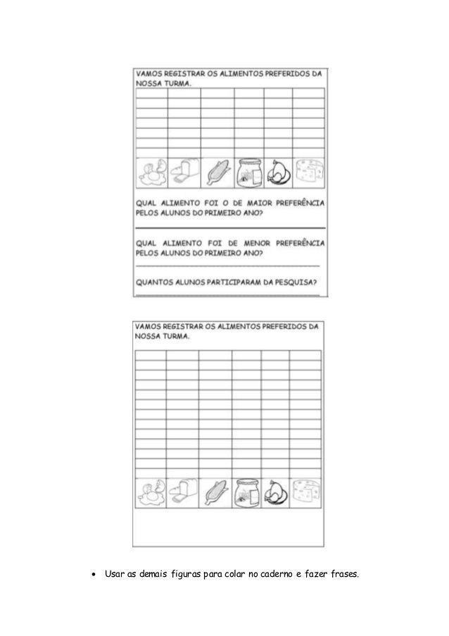 Sequencia Didatica O Sanduiche Da Maricota Com Imagens O