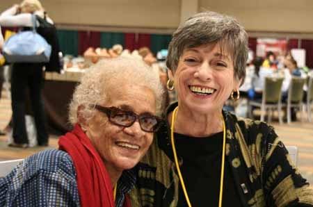 Lolita San Miguel and Kathy Grant, Pilates Elders