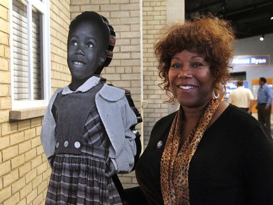 35 best Ruby Bridges images on Pinterest African americans, Black - copy free coloring pages for ruby bridges