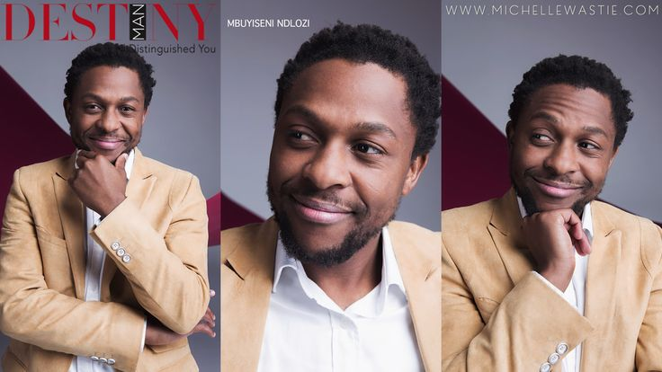 Destiny Man Power 40.  Featured here: Mbuyiseni Ndlozi