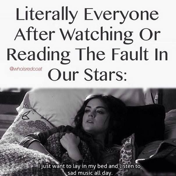 The Falut in our Stars Gwiazd Naszych Wina Pretty Little Liars Lucy Hale
