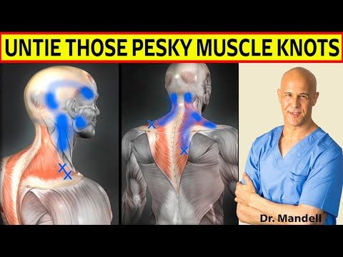 How To Get Rid Of Neck And Shoulder Knots
