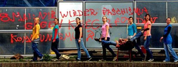 krisenFEST in der Tübinger Altstadt