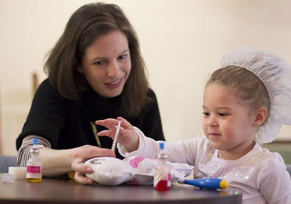 5 Ways Child Life Specialists Make a Difference | Wishing Well