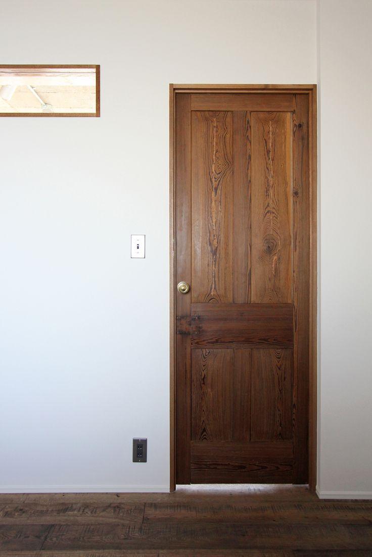 DOOR/アンティーク/扉/ハンドル/ドア/リノベーション/フィールドガレージ/design by FieldGarage INC./リノベーション