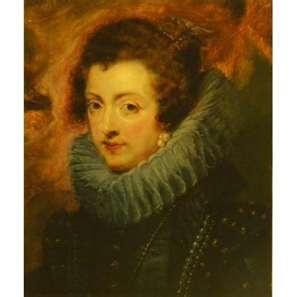 Isabella de Bourbon, Queen of Spain