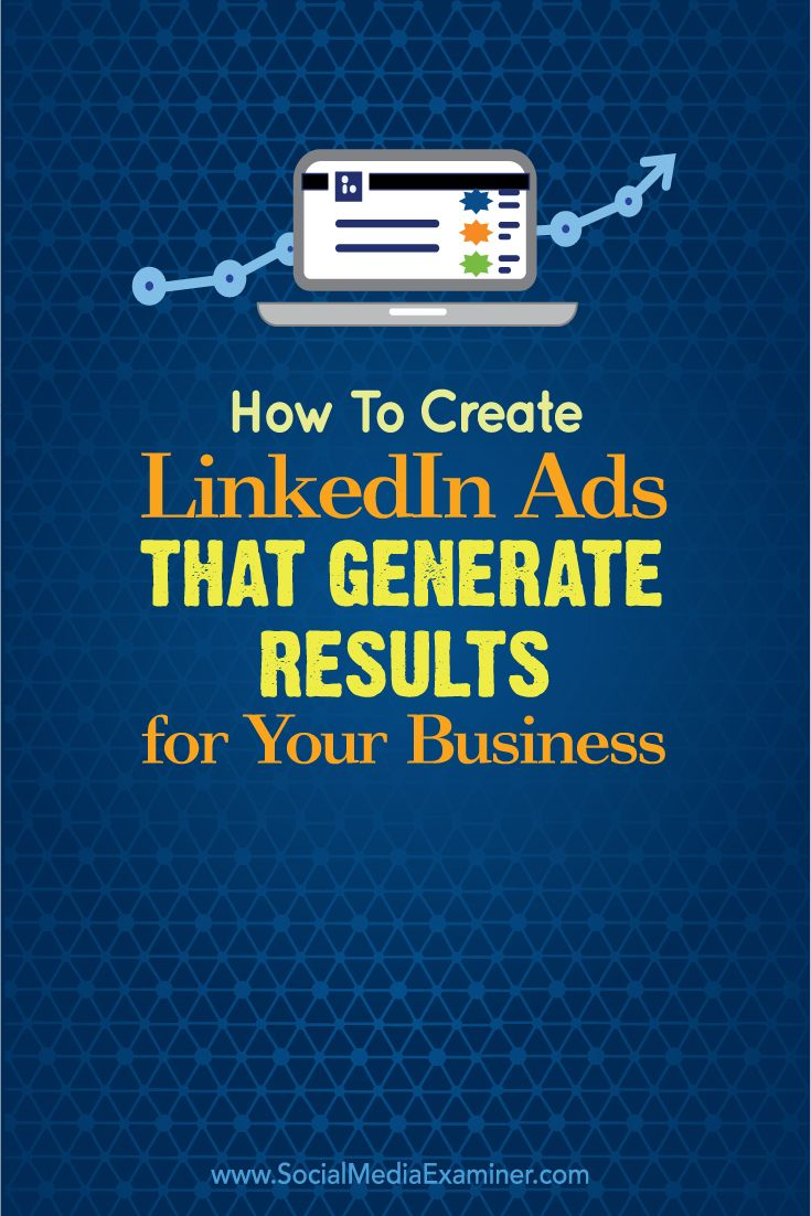 LinkedIn ads are an excellent way to increase visibility and generate leads.  Here are the different types of LinkedIn ads and the step by step guide of how to set them up to reach the ideal audience for your business.