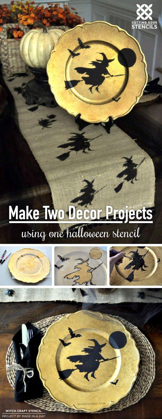 halloween craft stencils