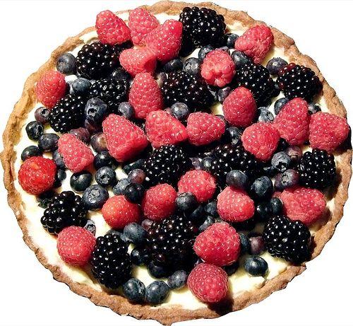 Uit de keuken van Levine: Zomerse fruittaart