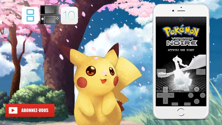 Comment obtenir l'émulateur NDS4iOS et Pokémon Games iPhone, iPad, iPod ...
