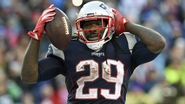 The Giants and running back LeGarrette Blount reportedly have mutual interest