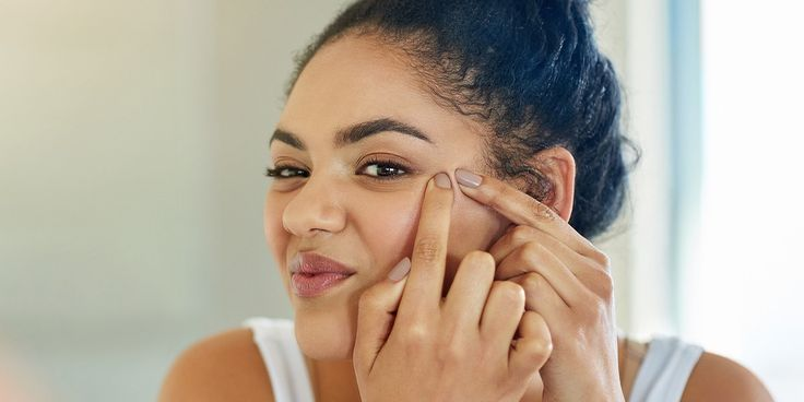 "Is it bad to pop your pimples? ""Popping a pimple can be a good thing or a really bad thing—it all depends on the pimple and how you pop it,"" Cynthia Bailey, M.D., a diplomate of the American Board of Dermatology and founder of Dr. Bailey Skin Care, tells SELF. Here's when you can give yourself pimple-popping permission and when you should practice the art of self-control."