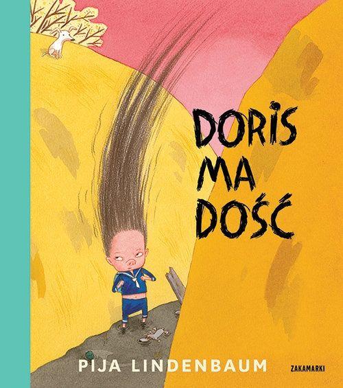 Doris ma dość Lindenbaum Pija Zakamarki.Księgarnia internetowa Czytam.pl
