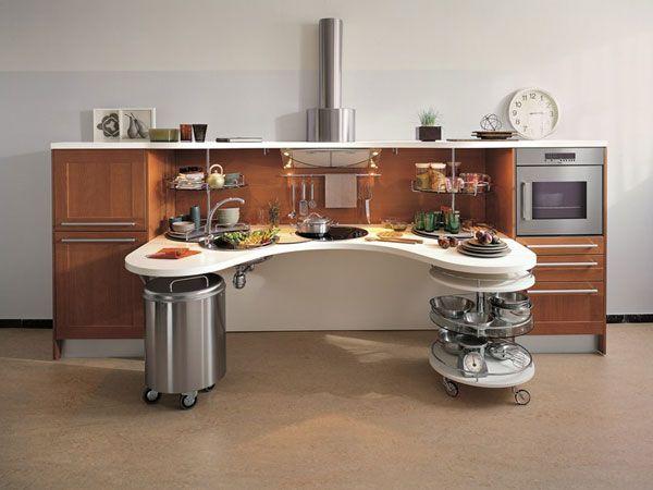 Avete mai sentito parlare di Cucina compatta attrezzata? Oggi vi spiegiamo cos'è e quali sono le sue caratteristiche funzionali! http://www.arredamento.it/cucina/cucine/cucine-monoblocco/cucina-compatta.html #consiglicucina #cucinacompatta Snaidero Cucine Minacciolo Arredo3