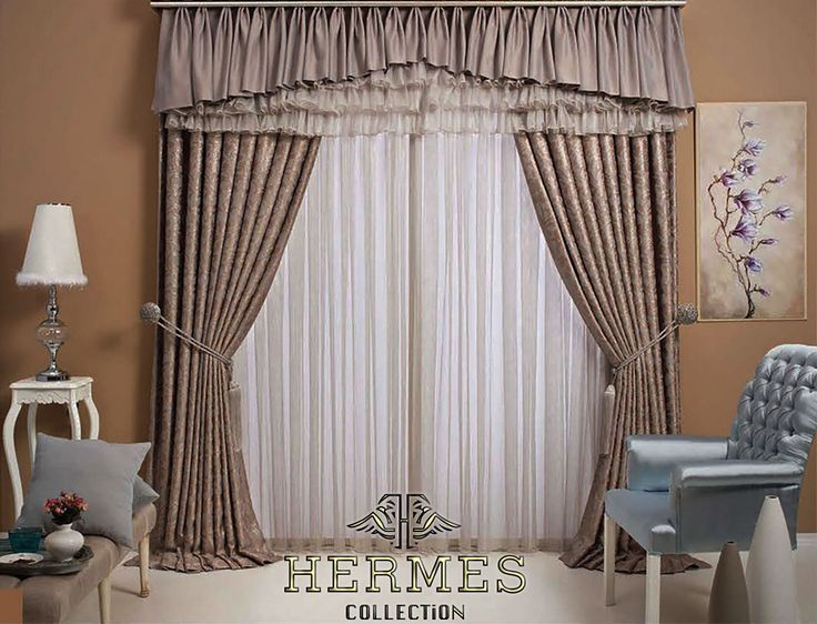 You Can Contact For Modern Curtain Models And Varieties Latest