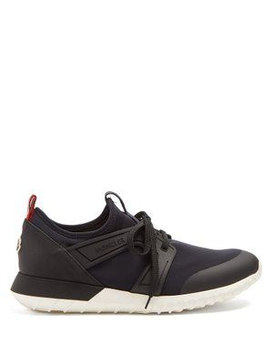 new styles 7254b 00dc6 Meline neoprene low-top trainers   Moncler   MATCHESFASHION.COM UK