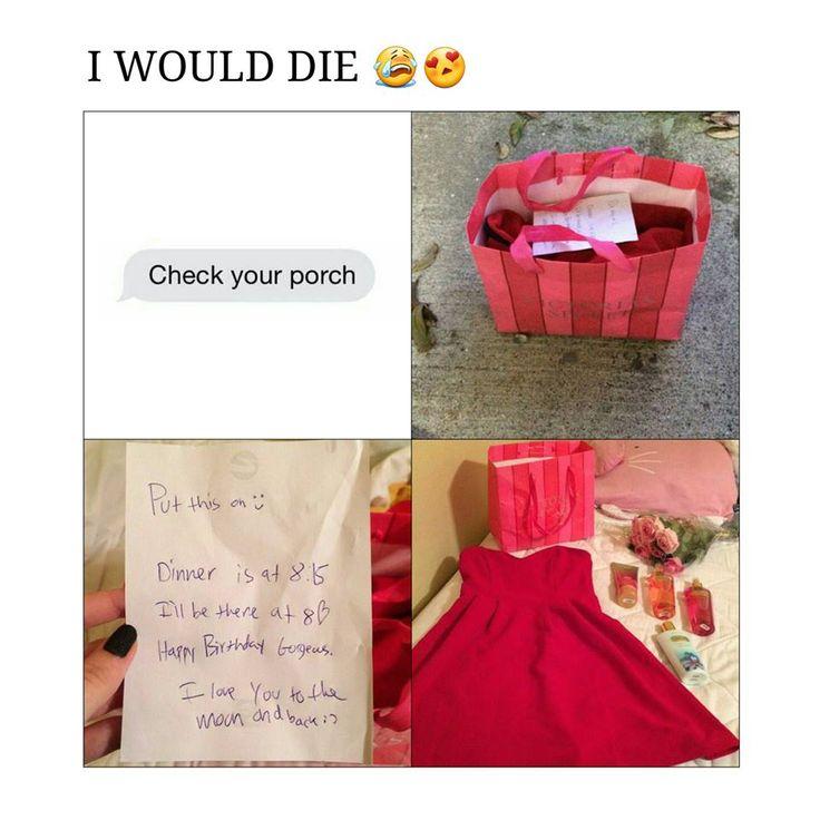 Best 25+ Birthday Presents For Girlfriend Ideas On Pinterest