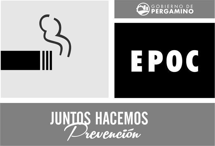 ¿Sabías que el principal factor de riesgo de padecer la EPOC es el #tabaquismo?  La #EPOC es una enfermedad que altera la respiración normal y no es totalmente reversible.  #Síntomas Tos, expectoración, silbidos, dificultad para respirar y mayor riesgo de sufrir infecciones y resfríos.  #Estadística Según datos de la OMS, 3 millones de personas mueren al año a causa de esta enfermedad  En Argentina, se producen más de 5 mil muertes anuales por EPOC.