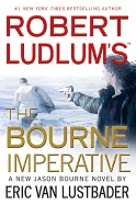 Robert Ludlum's The Bourne Imperative by Eric Van Lustbader. 10th book in Bourne series. Jason Bourne is back. The man Jason Bourne fishes out of the frozen lake is near death, bleeding profusely from a gunshot wound and drowning. He awakens as an amnesiac, with no memory of who he is or why he was shot--and Bourne is eerily reminded of his own past.