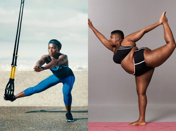 28 Black Fitness Pros You Should Be Following on Instagram | SELF